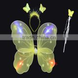 2015 Magic Led Flashing Butterfly Kits/Children Flash Toys/Flashing toy for Christmas & Party