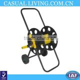 steel frame metal hose cart wash water gun pipe wind car