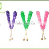 Wooden Candy Floss Lollipop Sticks