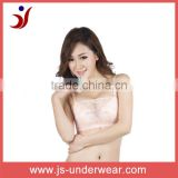 new design ladies comfortable sexy boobs bra, woman sexy sweet tube top bra, fashion nylon girl tube sexy bra