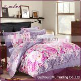 full comforter home textile bedclothes and washing cotton bed linen freshness bedding set EML-12-W1001