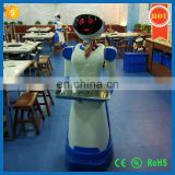 2017 New Type Humanoid Intelligent Robot Waiter For Restaurant