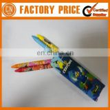 Custom Logo Printed Cheap Wax Crayon