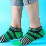 stripe  cotton socks ,China OEM cotton  socks ,ODM cotton socks supplier