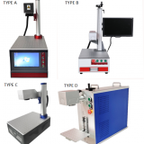 Mini Portable Fiber Laser Engraving Machine