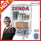 Warehouse Roll Cage Trolley / Roll Container