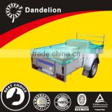 20x20ft heavy duty waterproof acid resistant tear defiant with pvc tarps for trailer cover