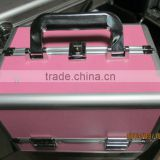 2014new style fashion Aluminum tattoo cases ,aluminum make up case, tattoo kit cases ,tattoo equipment cases , nail case