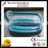 2014 pvc inflatable baby bath tub for sale