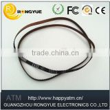 hitachi spare parts AB/RB cash cassette HCM belt timing belt S2M882 HCM belt for atm parts