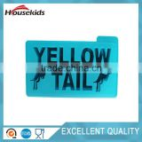 Yellow Tail ice tray cube silicone cute cookie jelly chocolate molds