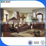 high quality home furniture king size wooden bed frame