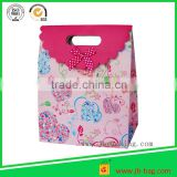 Custom Made gift paper bag Printing with Best Price and Custom Logo Print in High Quality Made in China