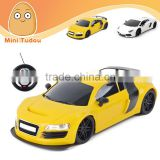 4 CH RC Car with light and steering wheel gravity sensing remote control toy car rc buggy car