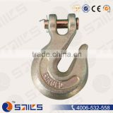 China Factory Forged Clevis Grab Hook crane lifting hook made in china