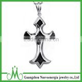 High quality stainless steel jesus cross pendant jewelry                                                                                                         Supplier's Choice
