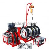 SHD630 polyethylene pipe welding machine for welding HDPE pipe from 315mm to 630mm with CE certified