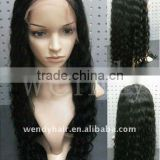 2011 New style 100% human hair full lace wig