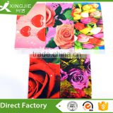 best-selling flower pictures microfiber kitchen towel set                                                                                                         Supplier's Choice