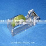 Hot sale high quality acrylic colored tape dispenser