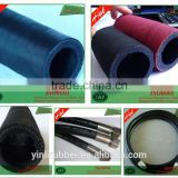 Good flexiblity 1/2 inch hydraulic air rubber hose for compressor in China                                                                         Quality Choice