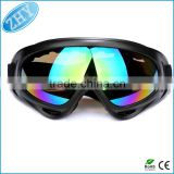 Anti-Fog Double Lens Big Spherical Skate Snowmobile Snowboard Goggles Ski Goggles
