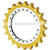 D30,D31,SD08 Sprocket,segment,ring,Excavator Undercarriage Parts And Chains 113-27-31320
