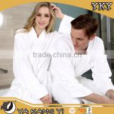 Foshan White Cheap Bamboo Bathrobe For Wholesale