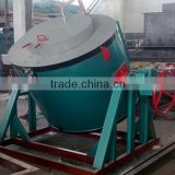 Tilt pouring aluminum melting equipment