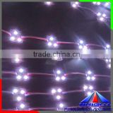 Hot Sale! Pixel LED Module Green Red Blue Color Emitting with 3 Leds 12V LED Pixel Module
