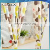 sell best Hot design 100% cotton printed woven fabric, bed sheet, curtain, sofa, window curtain , shower curtain