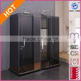 Standard Door Size 2 Person Shower Cubicle/Enclosed Shower Cabin