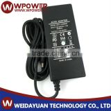 Australian plug 12v 8a ac/dc 96w power adaptor with CE FCC SAA C-Tick RoHS UL certificates
