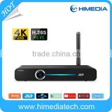 4K Media Player Quad Core Support OTA Update and Add-ons Update Network Player