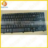 NEW original US USA America keyboard for Dell INSRPON 5537 N5537 15R-4526 N5521 laptop spare parts -----SUPER ERA