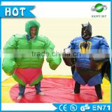 Suits fighting sumo costume,suits fighting sumo costume,inflatable latex suit