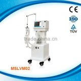 MSLVM02K CE macked medical equipment cheaper ICU price ventilator from manufacturer