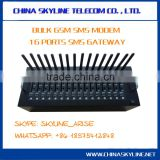 modems for sending bulk sms 8/16/32/64 ports rj45 16 port gsm modem quad-band gsm fixed wireless terminal