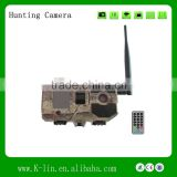 IR 12MP MMS SMS Remote Trail Camera 940/850NM Black LED Waterproof Hidden Hunting Camera
