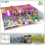 Candy-house theme free design CE & GS standard eco-friendly LLDPE childrens indoor play equipment