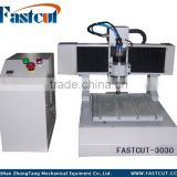 High quality low price FASTCUT--3030 Printed circuit board engraving machine pcb making machine