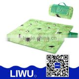 Usefull cheap Waterproof outdoor picnic mat target/wholesale tartan foldable rug/picnic blankets