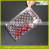 Zipper PVC bag for packing bed sheets