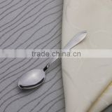 Stainless Steel Metal Sharped Coffee Spoon/Ice Cream Spoon/Tea Spoon