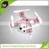 Children toys WIFI height hold quadcopter drone mini drone with hd camera nano cx 10 helicopter smart phone drones