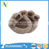 paw shape pet bed and sofa plush pet bed dog sleeping bed cute dog bed