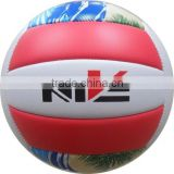 Water proof PVC/PU beach volleyball