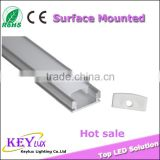 Cheap Prices Surface Mounted Cuttable Length Led Profile for Cabinet Kitchen