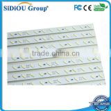 smd 7020 led rigid strip bar light made in china 50m