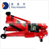 2.5/3 ton Hydraulic trolley jacks, 150-530mm floor